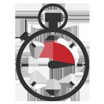 Stoppuhr Logo