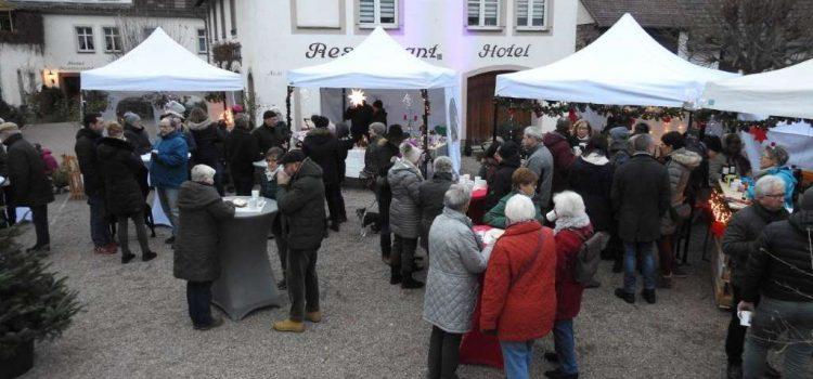 Kulinarisches im Tannenwald 2018